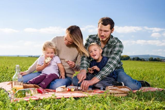 家族サービス